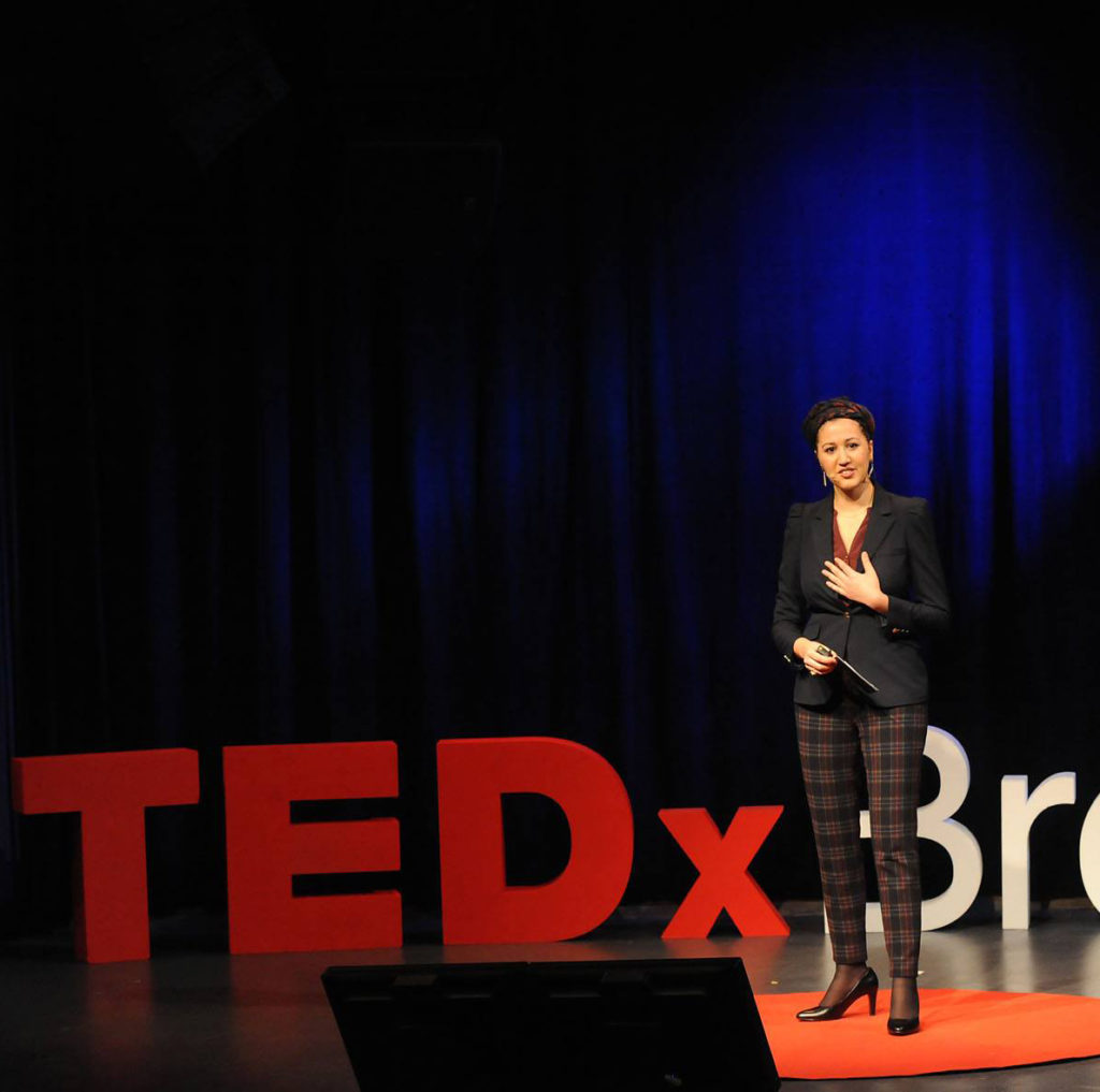 How art and music create a new hybrid global culture <small>TedX</small>